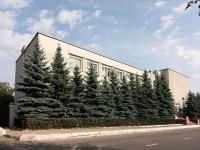 Казань, улица Шуртыгина, дом 3. многофункциональное здание