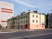 Казань, улица Шуртыгина, дом 34. многоквартирный дом