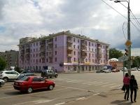 Казань, улица Нурсултана Назарбаева (Эсперанто), дом 9. многоквартирный дом