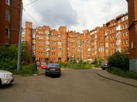Kazan, Nursultana nazarbaeva (esperanto) st, house 12В. Apartment house