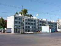Казань, улица Нурсултана Назарбаева (Эсперанто), дом 35 к.7. многоквартирный дом