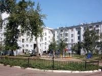 Казань, улица Нурсултана Назарбаева (Эсперанто), дом 35. многоквартирный дом
