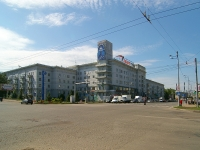 соседний дом: ул. Нурсултана Назарбаева (Эсперанто), дом 35. многоквартирный дом