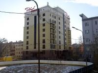 Казань, гостиница (отель) Давыдов, улица Нурсултана Назарбаева (Эсперанто), дом 35А