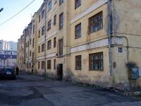 Казань, улица Нурсултана Назарбаева (Эсперанто), дом 35 к.3. многоквартирный дом