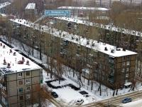 Казань, улица Нурсултана Назарбаева (Эсперанто), дом 72. многоквартирный дом