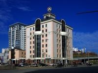 Казань, улица Нурсултана Назарбаева (Эсперанто), дом 8. офисное здание