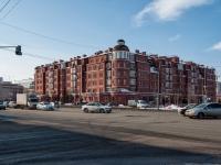 Казань, улица Нурсултана Назарбаева (Эсперанто), дом 12В. многоквартирный дом