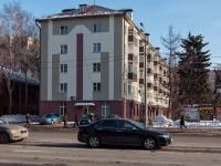 Казань, улица Нурсултана Назарбаева (Эсперанто), дом 15. многоквартирный дом