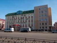 Казань, улица Нурсултана Назарбаева (Эсперанто), дом 27Б. офисное здание ТВТ, телерадиокомпания