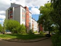 Казань, улица Исмаила Гаспринского, дом 31. многоквартирный дом