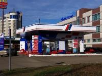 Казань, улица Марселя Салимжанова, дом 29. автозаправочная станция