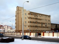 Казань, улица Марселя Салимжанова, дом 9 к.2. офисное здание