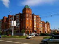 Казань, улица Марселя Салимжанова, дом 19. многоквартирный дом