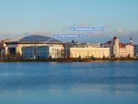 Казань, торговый центр Алтын, улица Марселя Салимжанова, дом 5