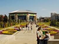 Kazan, park Тысячелетия КазаниMarselya salimzhanova st, park Тысячелетия Казани