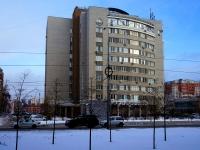 Kazan, Marselya salimzhanova st, house 23. Apartment house