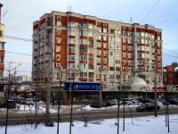 Казань, улица Марселя Салимжанова, дом 17. многоквартирный дом
