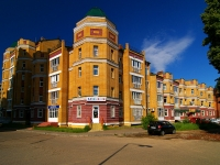 Kazan, Marselya salimzhanova st, house 21. Apartment house