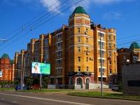 соседний дом: ул. Марселя Салимжанова, дом 21. многоквартирный дом