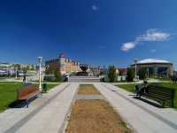 喀山市, 公园 ТысячелетияMarselya salimzhanova st, 公园 Тысячелетия