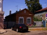 Казань, улица Гоголя, дом 3. индивидуальный дом