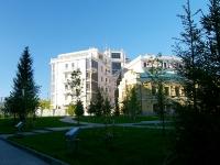 Казань, улица Гоголя, дом 3А. многоквартирный дом