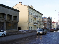 Kazan, Gogol st, house 19. Apartment house