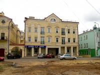 Казань, улица Гоголя, дом 27. многоквартирный дом