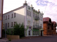 neighbour house: st. Gogol, house 29. Apartment house Памятник архитектуры