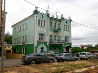 Kazan, Apartment house Памятник архитектуры, Gogol st, house 29