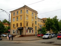 Kazan, Gogol st, house 16. Apartment house