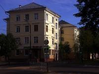 Казань, улица Гоголя, дом 16. многоквартирный дом