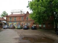 Казань, улица Гоголя. неиспользуемое здание