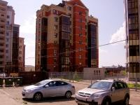 Kazan, alley Professorsky, house 4. Apartment house