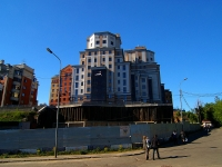 Kazan, alley Professorsky, house 7. Apartment house