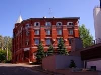 Kazan, alley Professorsky, house 1. Apartment house
