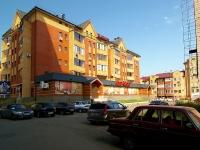 Казань, улица Мусина, дом 9. многоквартирный дом