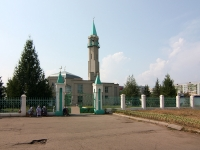Kazan, mosque Булгар, Musin st, house 10
