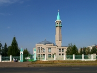 Kazan, st Musin, house 10. mosque