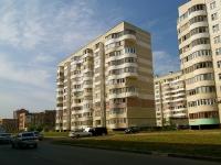 Казань, улица Мусина, дом 21. многоквартирный дом