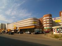 Казань, улица Мусина, дом 29. многофункциональное здание