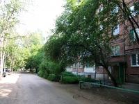 Казань, улица Мусина, дом 47. многоквартирный дом