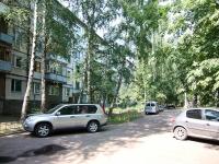 Казань, улица Мусина, дом 49А. многоквартирный дом