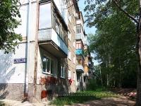 Kazan, Musin st, house 49. Apartment house