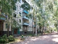 Казань, улица Мусина, дом 51А. многоквартирный дом