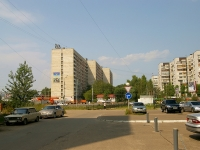 Kazan, Musin st, house 59Б к.1. Apartment house