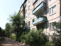 Kazan, Musin st, house 59. Apartment house