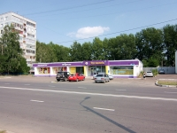 neighbour house: st. Musin, house 61Б. store Эдельвейс