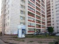 Казань, улица Мусина, дом 69/1. многоквартирный дом